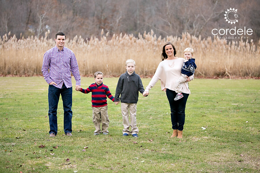 family portrait ipswich river park