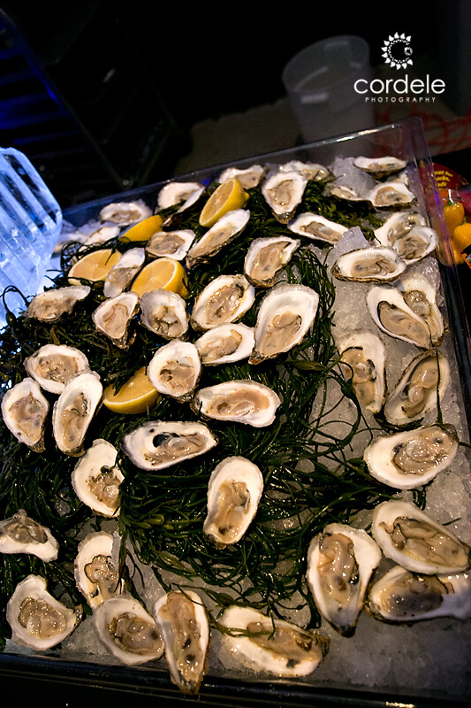 Oyster Raw Bar Boston Catering