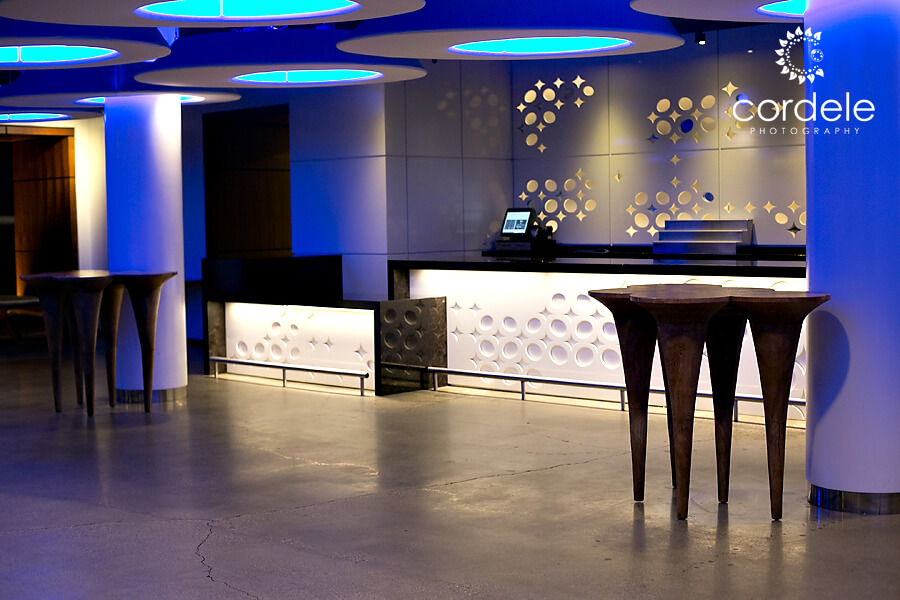 Bar at Studio 57 in Cambridge MA
