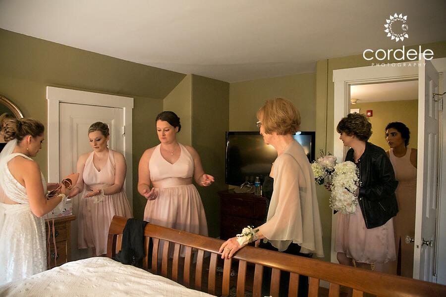 Concord Colonial Inn Wedding Photos